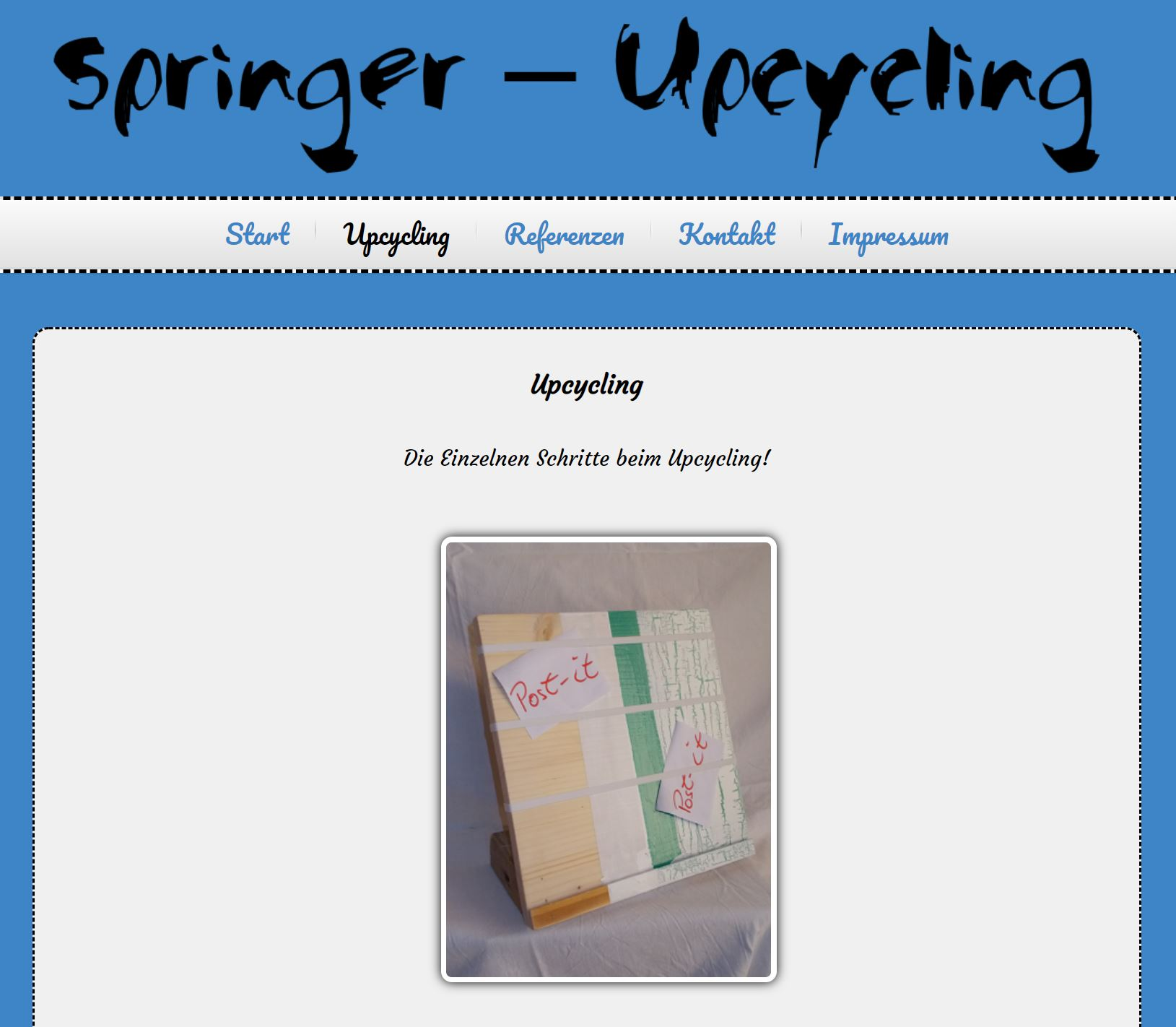 Springer - Upcycling